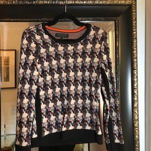 Rag & Bone - Wool Pattern  Sweater